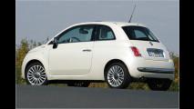 KW-Fahrwerk für Fiat 500