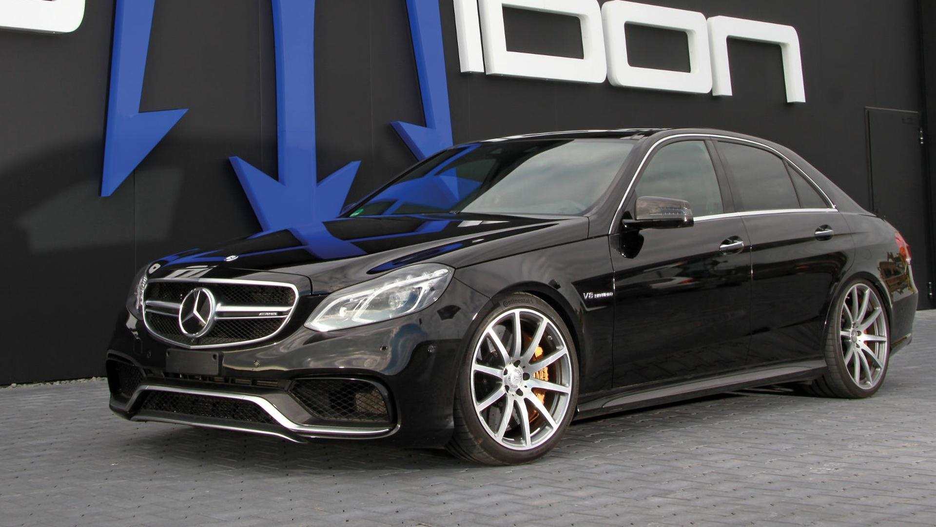 Mercedes E63 Amg >> Tuned Mercedes Amg E63 S Has More Power Than A Bugatti Veyron