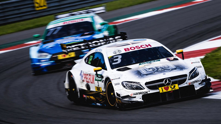DTM could change name to broaden international appeal
