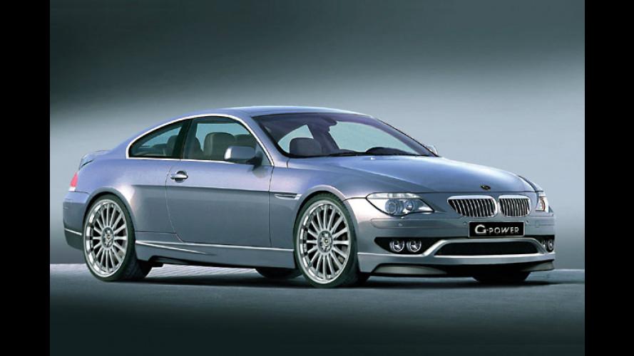 BMW 6er: G-Power bringt das Coupé auf 420 PS