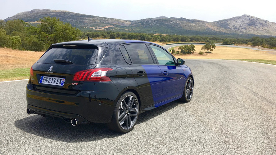 2018 Peugeot 308 GTi First Drive: The Sensible Hot Hatch