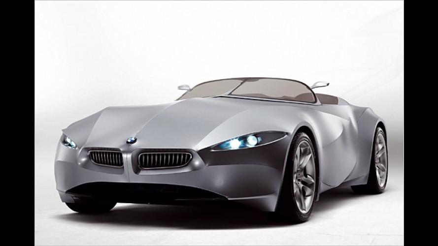 BMW-Visionsmodell GINA Light: Das Automobil der Zukunft