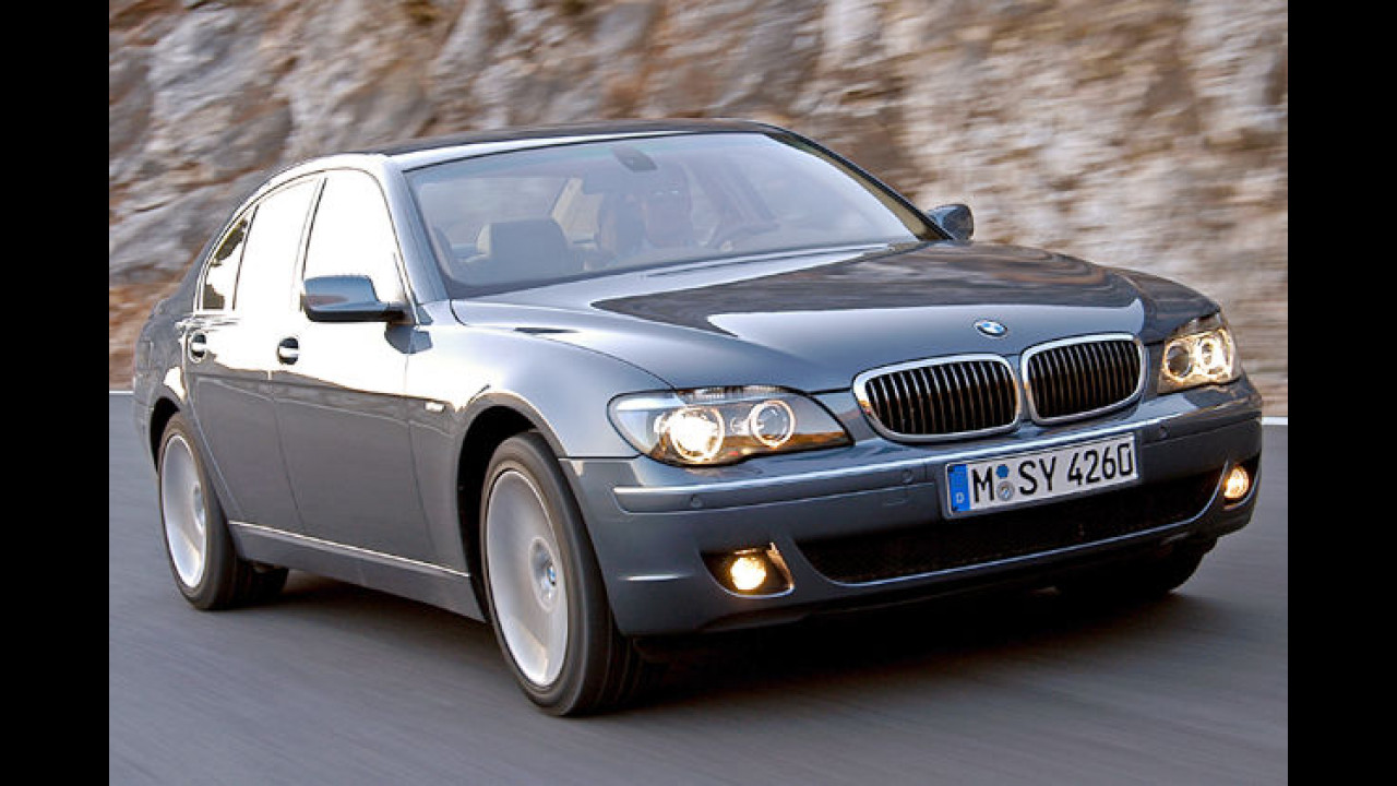 BMW 730d DPF