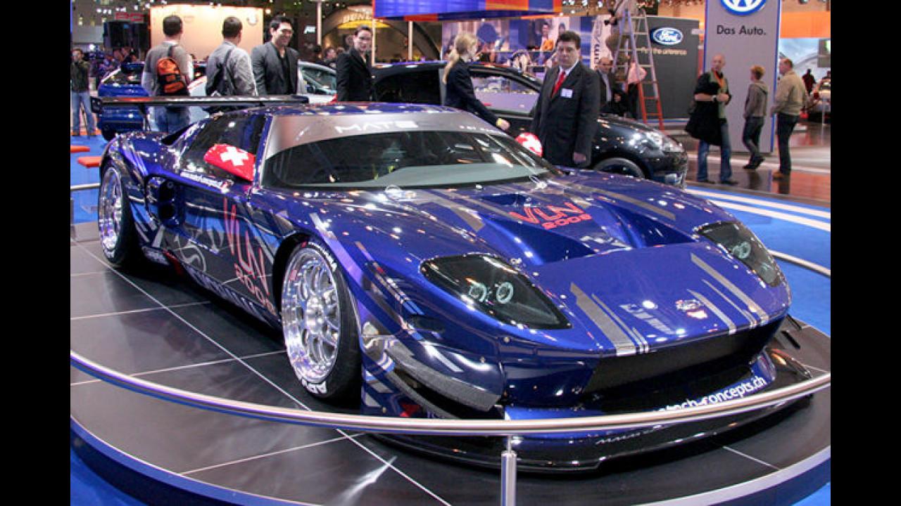 Ford GT FIA GT3