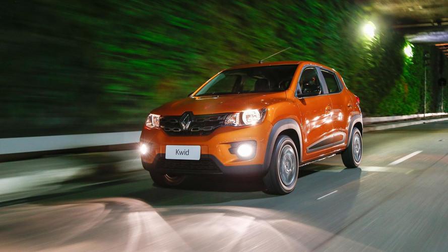 """Renault supera Ford e entra no grupo das """"4 grandes"""" em setembro"""