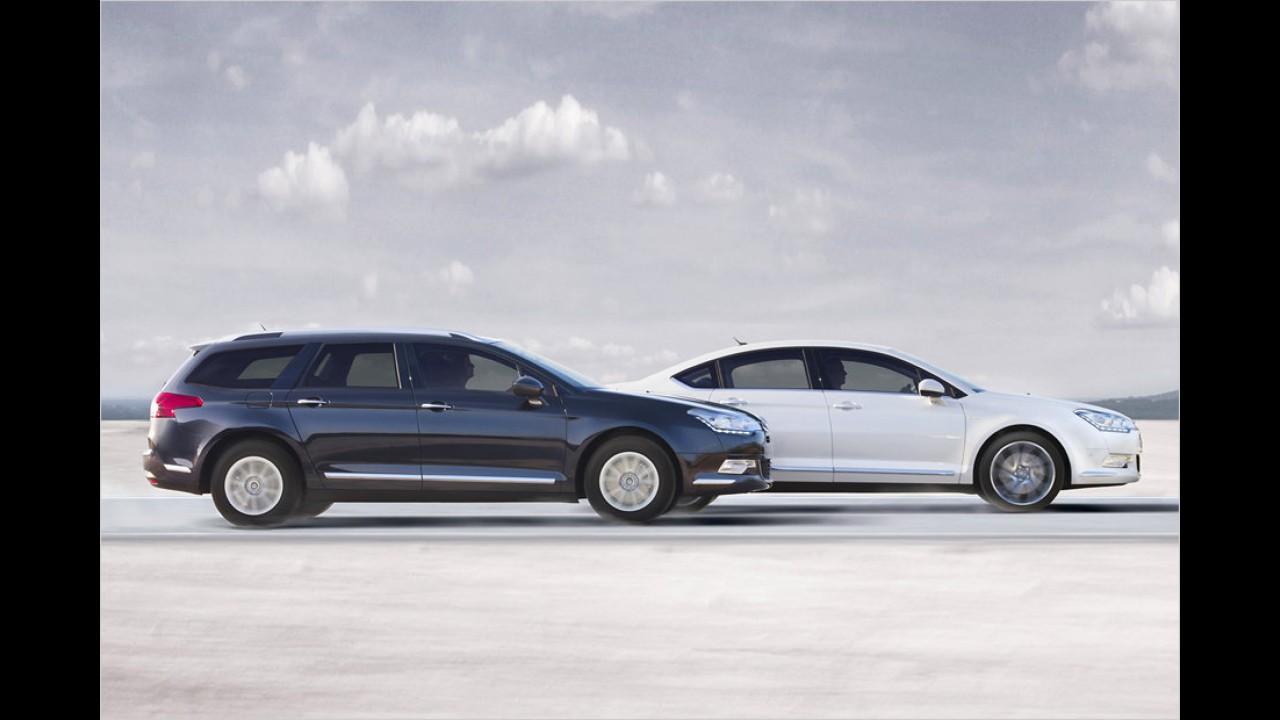 Citroën C5 und C5 Tourer