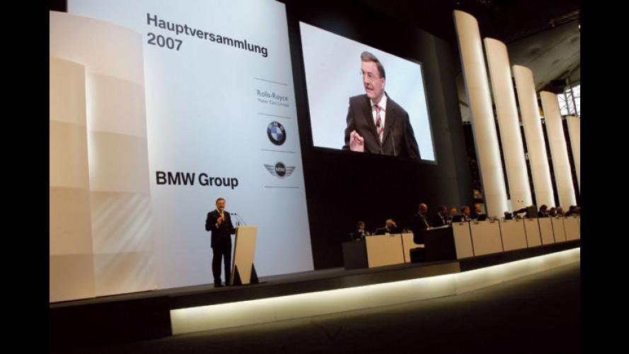 BMW will wachsen: X6 und neuer X3 werden in USA gebaut
