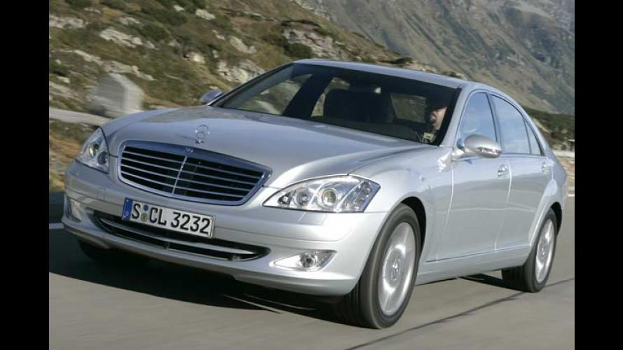 Die neue Mercedes S-Klasse: Fahren auf höchstem Niveau