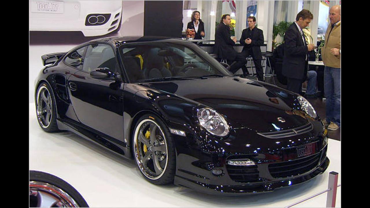 TechArt Porsche 911 Turbo (Essen 2006)
