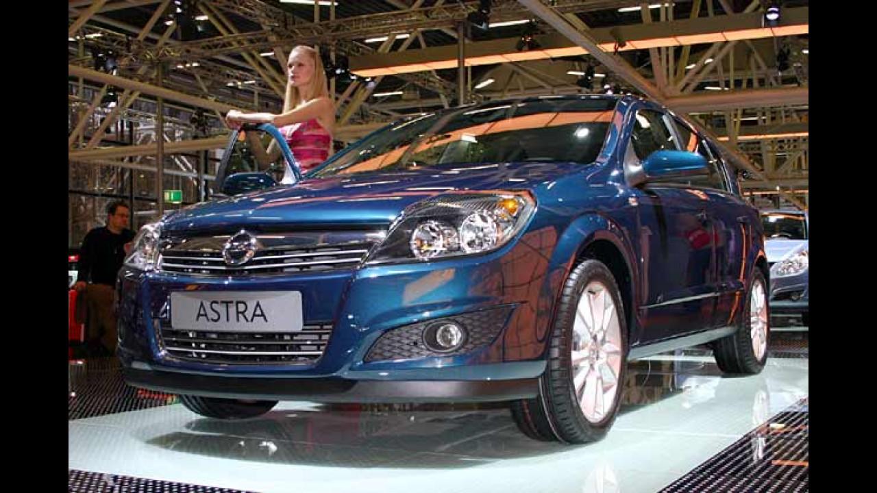 Opel Astra 2007 (Bologna 2006)