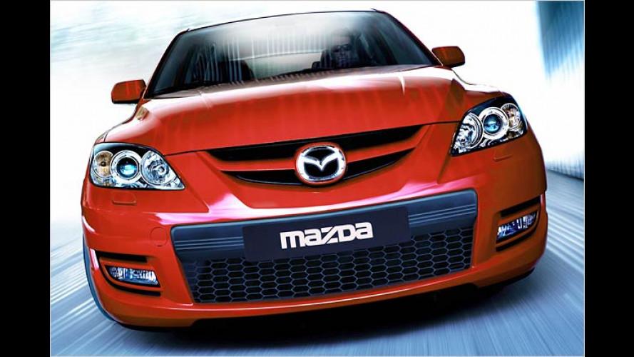 Mazda 3 MPS: Kraftpaket feiert in der Schweiz Premiere