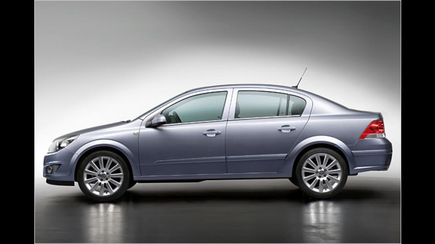 Rucksack-Astra kommt: Opel bringt Stufenheck-Variante