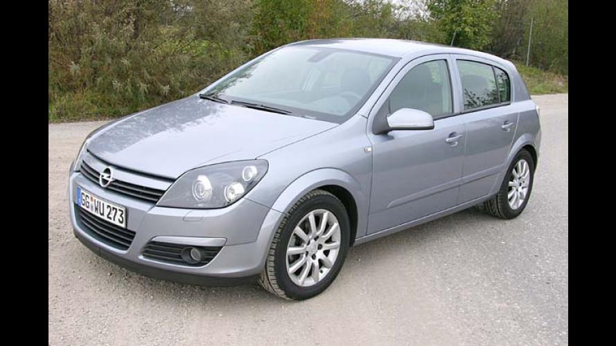 Opel Astra 1.6 Twinport: Viel Fahrspaß und Vernunft