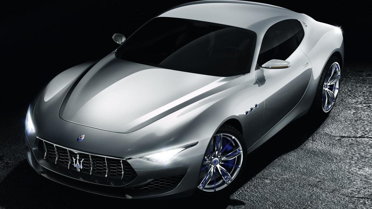 Концепция Maserati Alfieri 2004 года