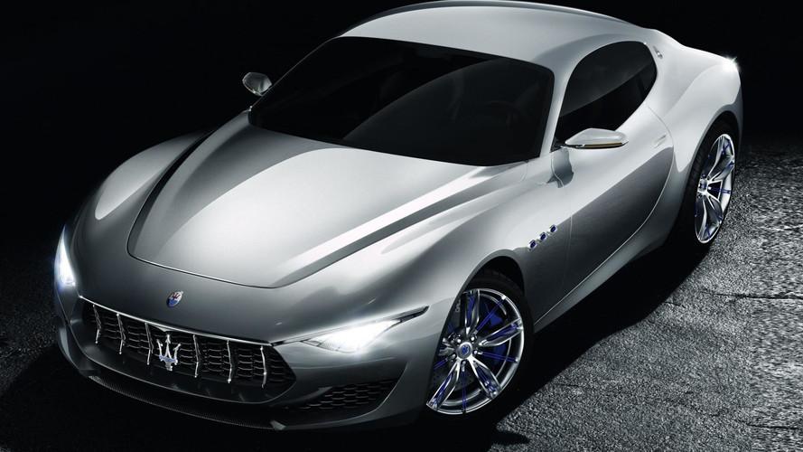 Maserati Alfieri, 2020 Cenevre Otomobil Fuarı'nda tanıtılacakmış
