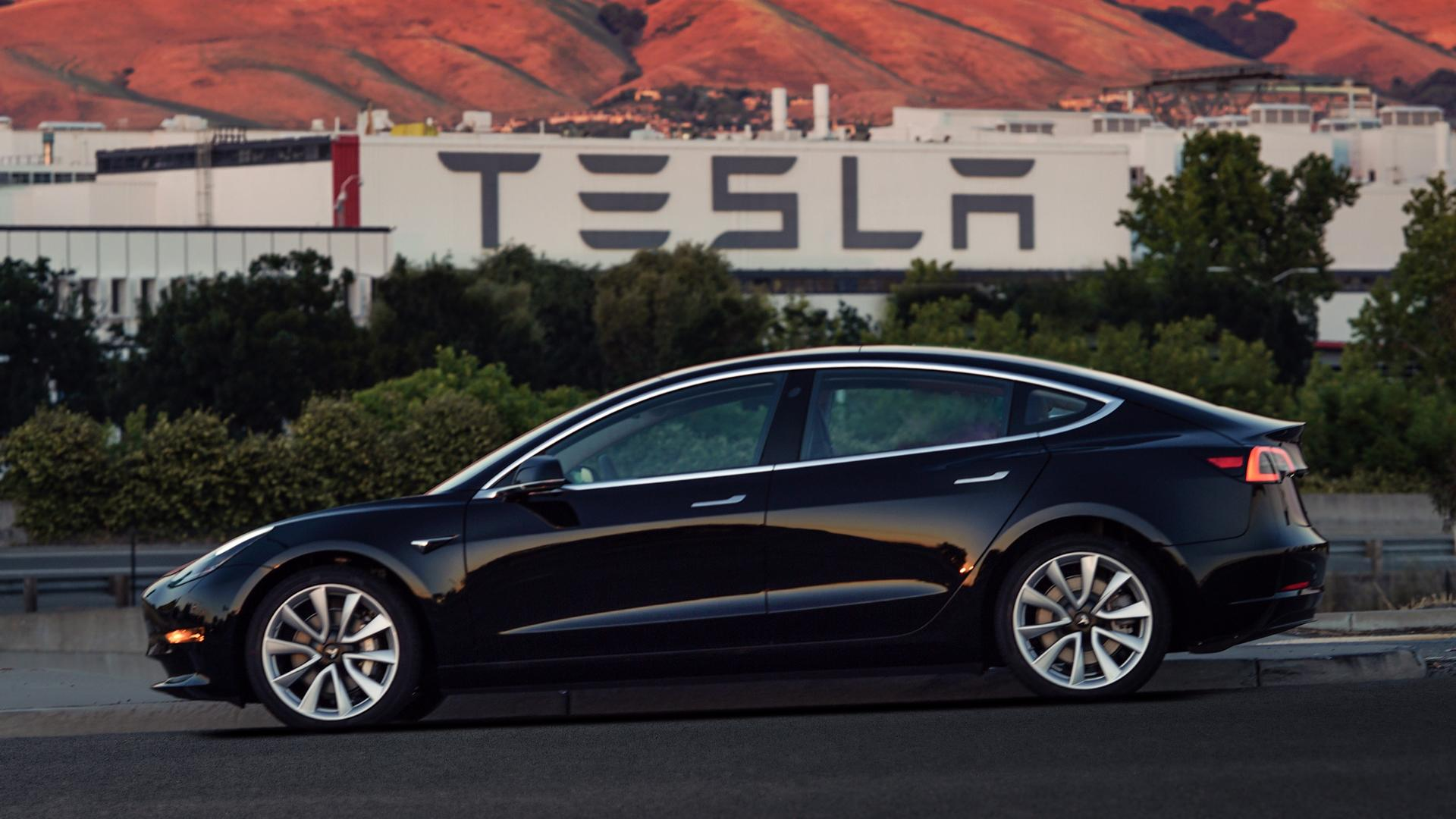 Tesla Supplier Hints At Doubling Parts Production For Model 3