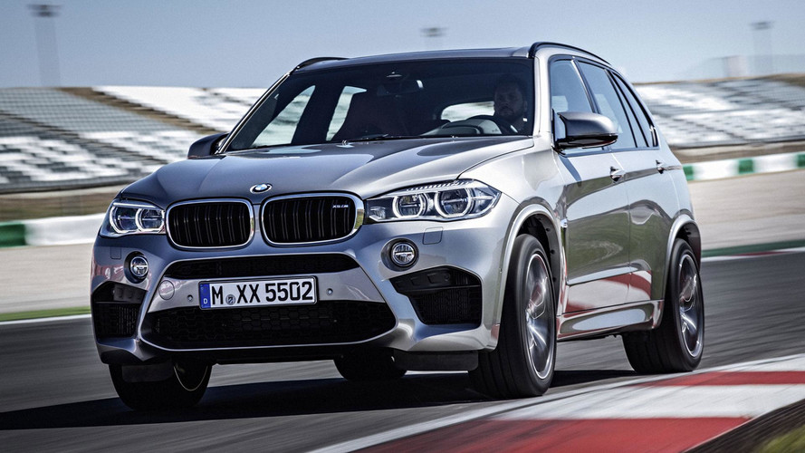 BMW X5 M desembarca no Brasil no 1º semestre de 2018
