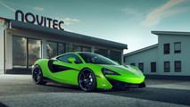 McLaren 570GT par Novitec