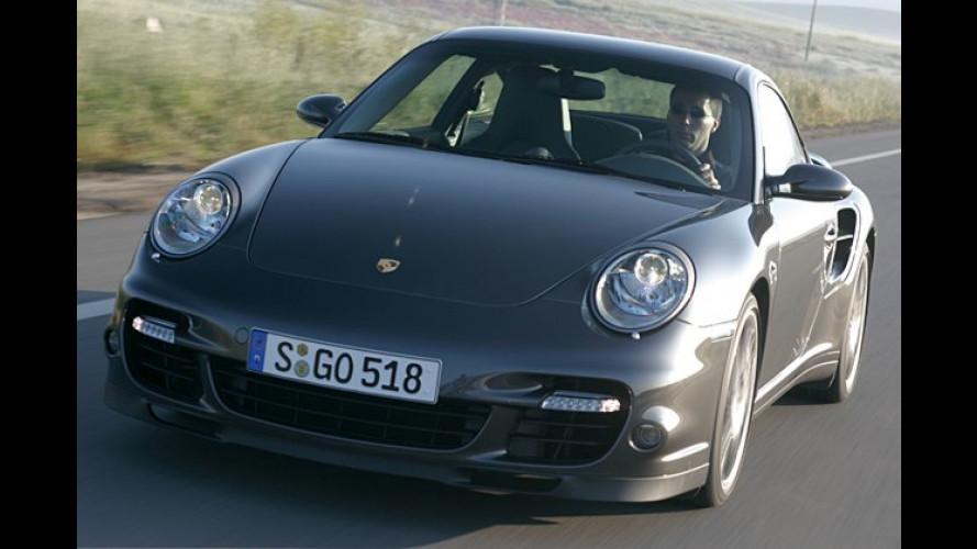 Trotz Urgewalt ein sanfter Typ: Porsche 911 Turbo im Test