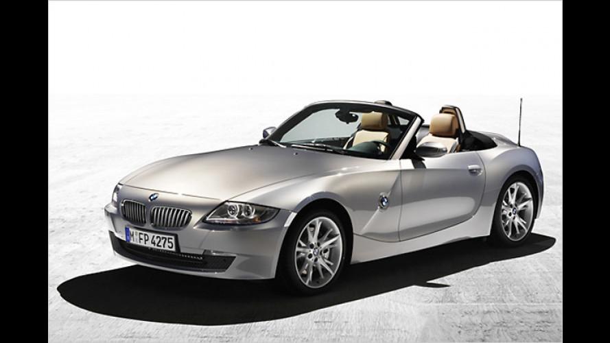 Neues Bayern-Doppel: Exklusiver oder sportlicher BMW Z4