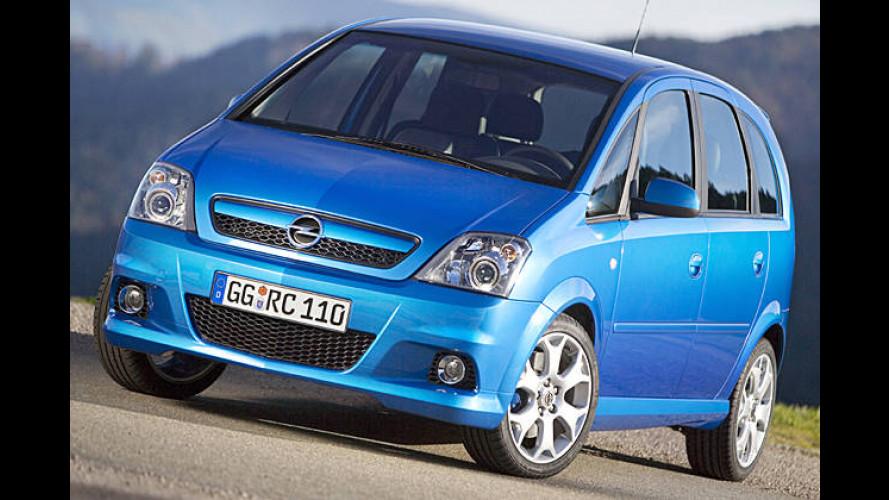 Opel OPC: Die stärksten Blitze aus Rüsselsheim