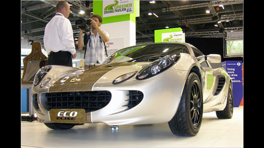 British International Motor Show 2008: Alle Neuheiten