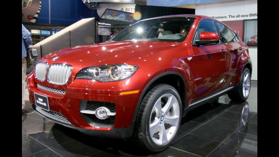 Die Neuheiten in Detroit: Spannendes von Alpina bis VW