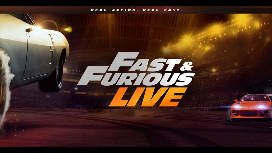 Fast and Furious Live - Rendez-vous à Paris et à Montpellier