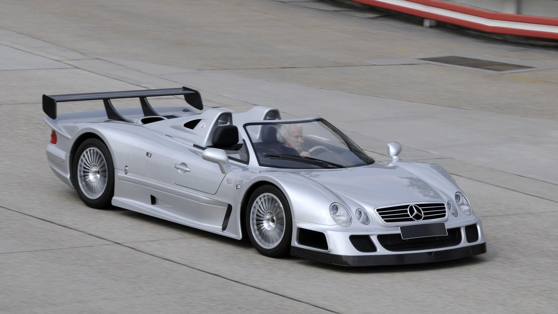 Revisit The Mercedes Amg Clk Gtr In This Short But Sweet Video