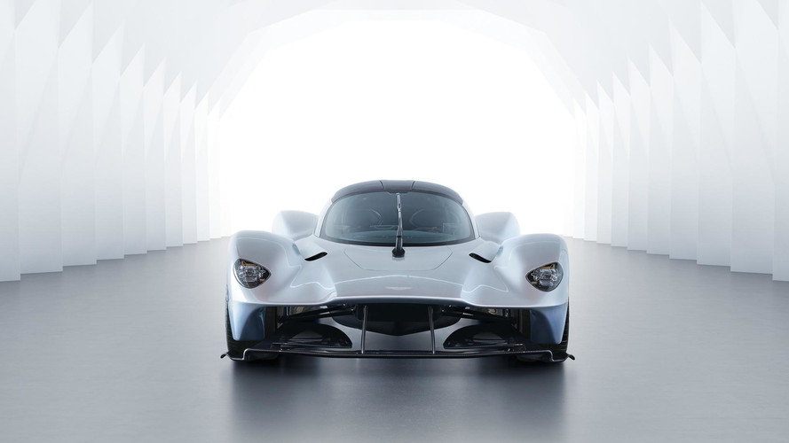 Aston Martin Valkyrie proche de la production