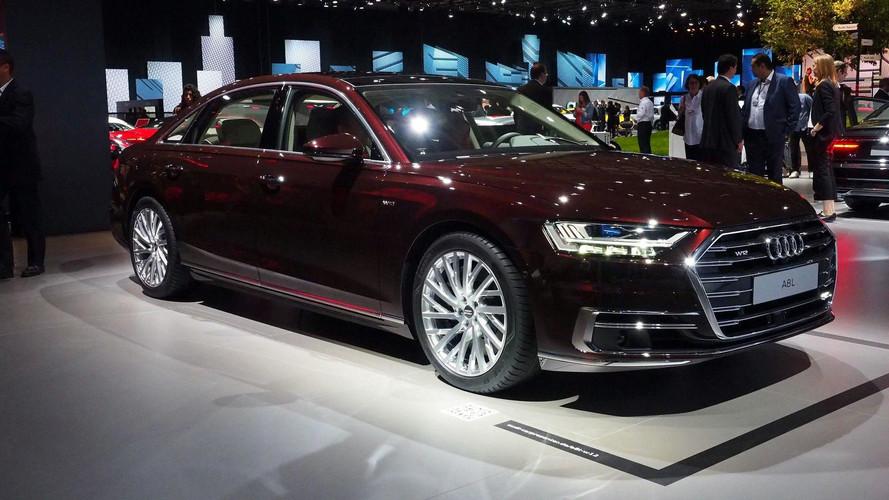 Nouvelle Audi A8 (2017) - Prête pour la conduite autonome !