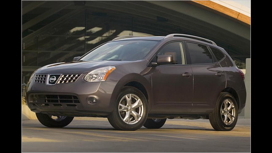 Schrumpf-Murano zum Schnäppchen-Preis: Nissan Rogue