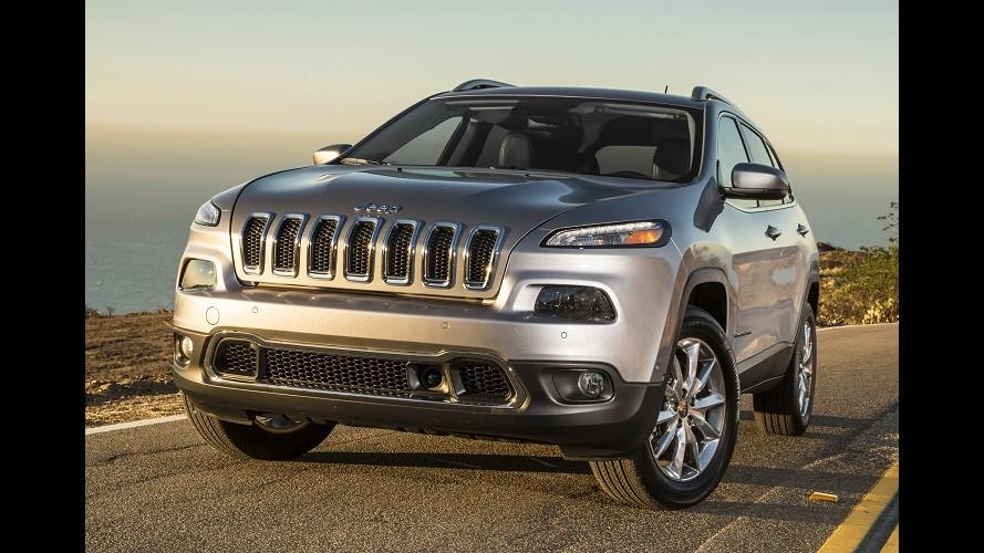 Novo Jeep Cherokee é sucesso de vendas nos Estados Unidos