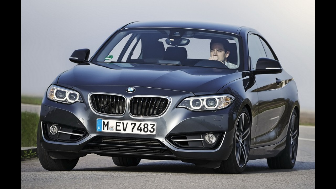 BMW prepara nova linguagem visual para fugir do face-family
