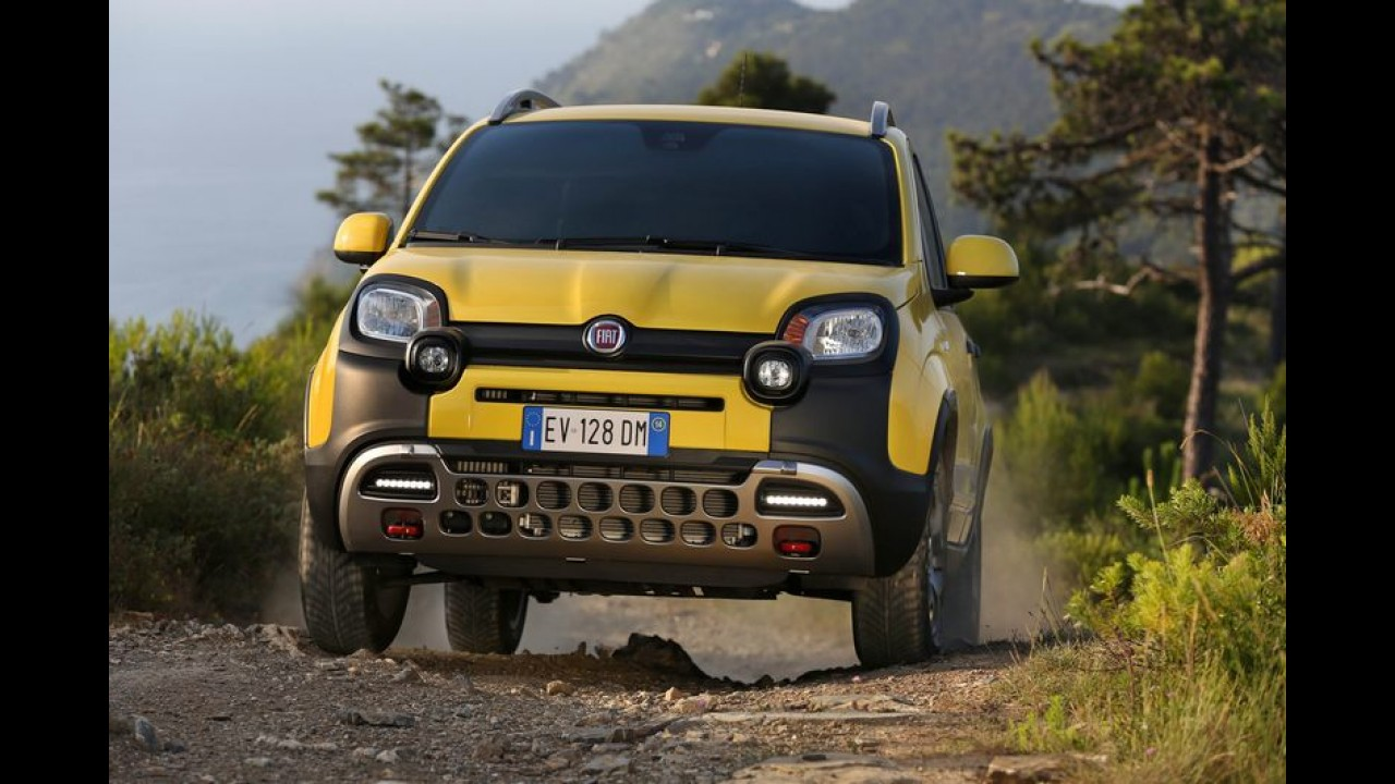 Fiat Panda Cross 2014 4x4 E Revelado Veja Detalhes Tecnicos E Fotos