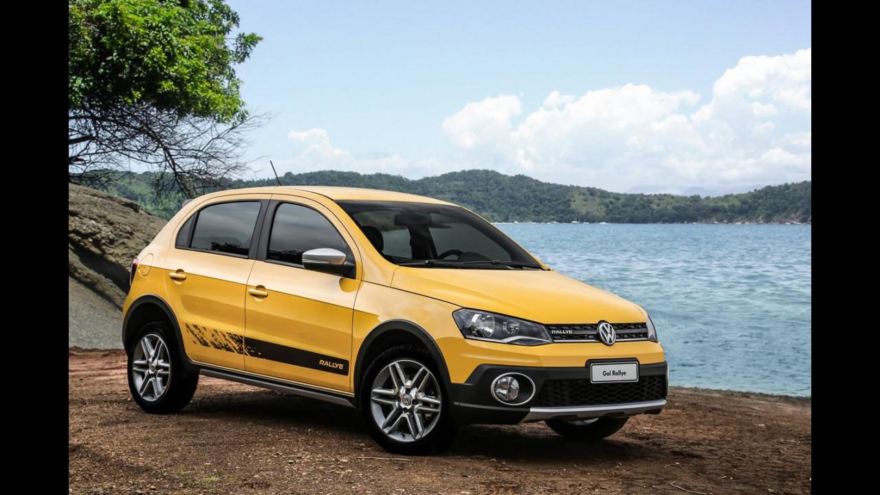 VW 2015: Gol Rallye parte de 50.150 e Saveiro Cross de R$ 53.690 - veja tabela