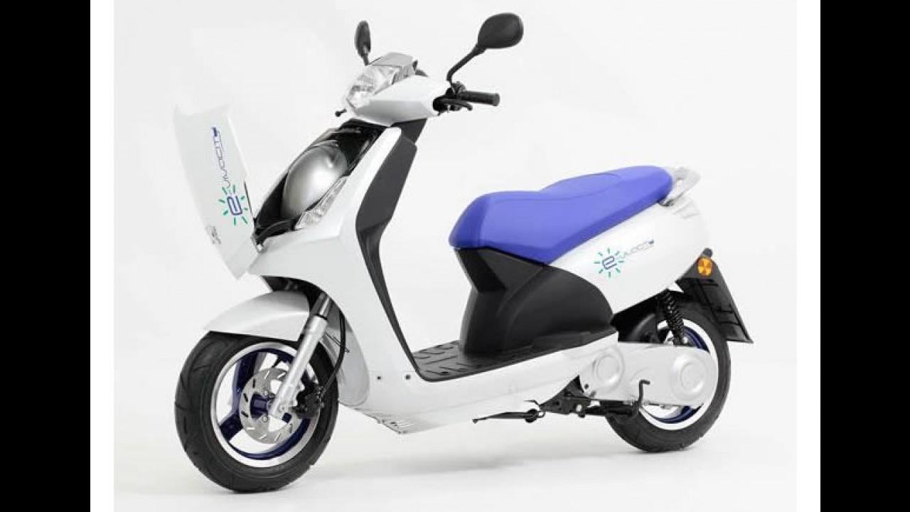 Peugeot mostra suas tecnologias móveis sustentáveis no Challenge Bibendum 2011