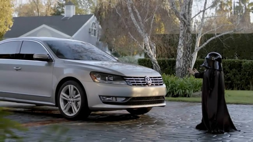 Comercial do Novo Passat com Mini Darth Vader foi o mais visto no Youtube em 2011