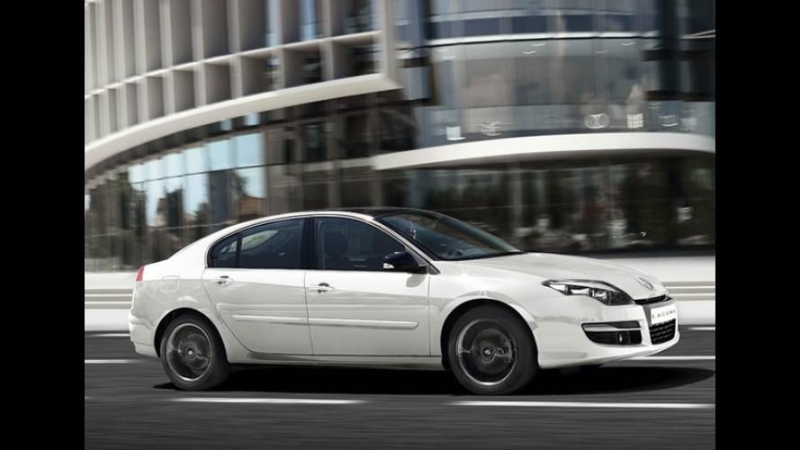 Renault Laguna ganha série especial Nervasport na França