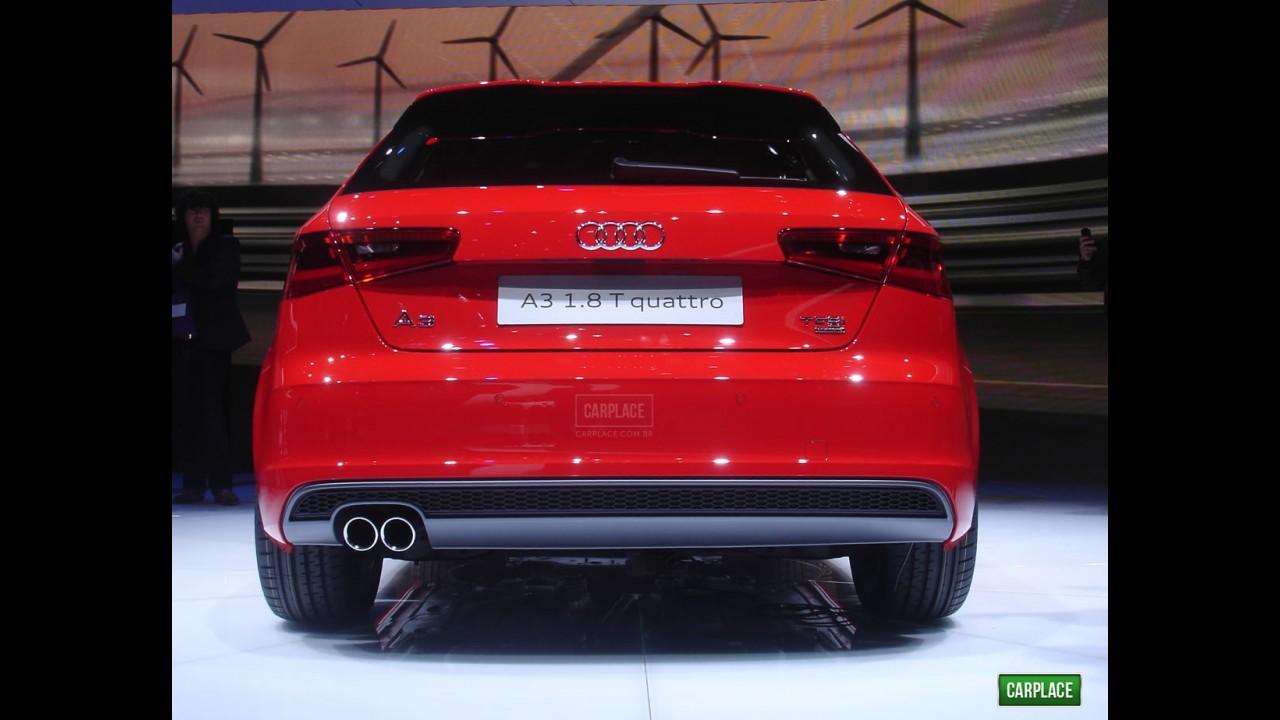 Salão de Genebra: Fotos do Novo Audi A3 2013