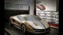 Supercarro esportivo brasileiro Amoritz GT DoniRosset ganha forma