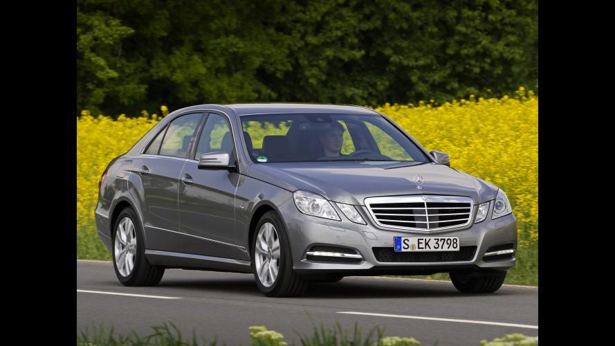 Dieta: Mercedes-Benz planeja usar fibra de carbono em partes do Classe E