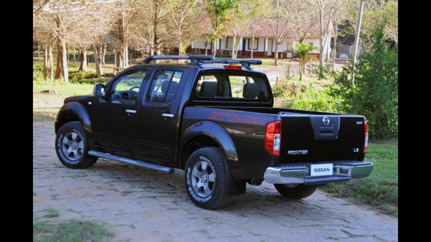 Nissan Frontier Attack: Versão tem visual mais parrudo e preço inicial de R$ 93.990