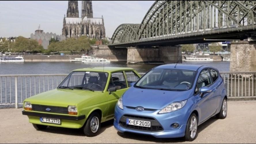 Impressionante: Ford Fiesta atinge 15 milhões de unidades produzidas
