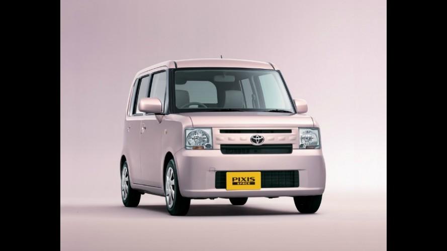Primeiro kei car da Toyota é apresentado no Japão