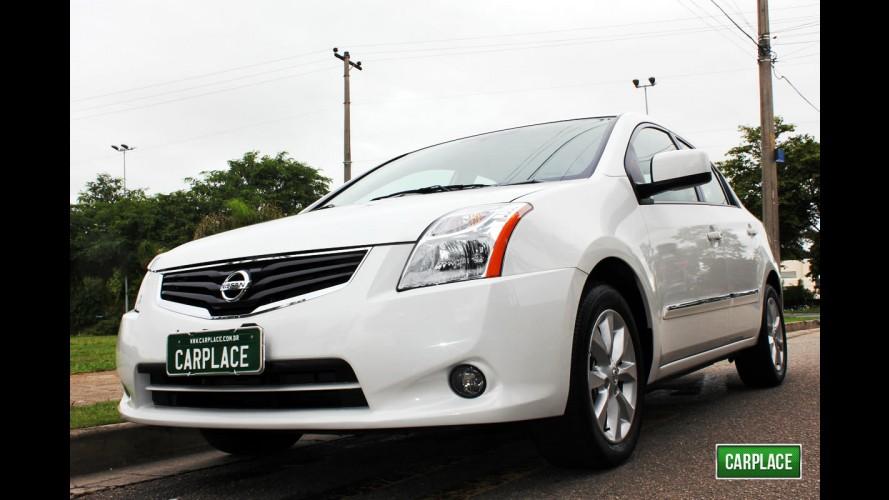 Especial Sedãs Médios CARPLACE: Nissan Sentra S também é avaliado - Bom custo x benefício?