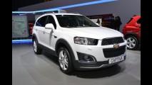 Salão de Genebra: Chevrolet Captiva ganha reestilização na Europa