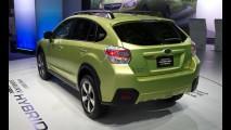 Subaru XV Crosstrek Hybrid - marca revela os detalhes do seu primeiro híbrido