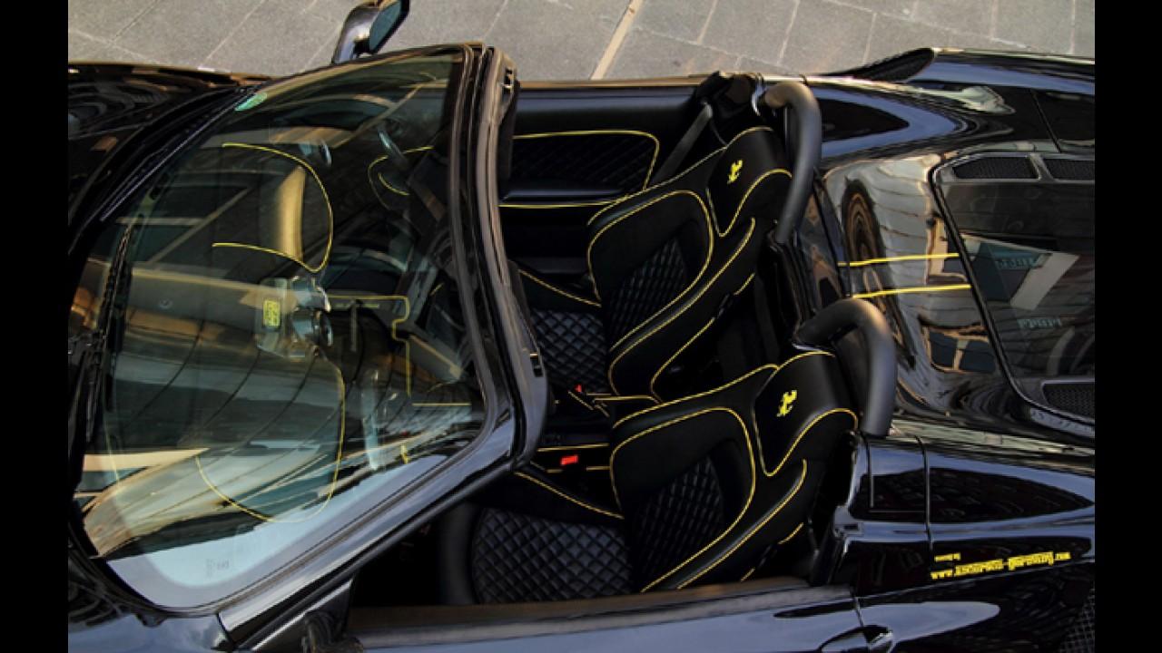 Ferrari F430 Spider ganha preparação da Anderson Germany