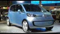 Volkswagen confirma produção do compacto Up! na Eslováquia - Lançamento será em 2011